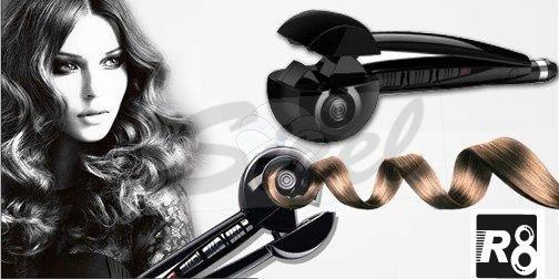 R8 Lokňovač kulma na vlasy - R8ZMCCI020 ružová