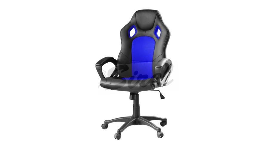 Gamer stolička v 3 farbách Červená