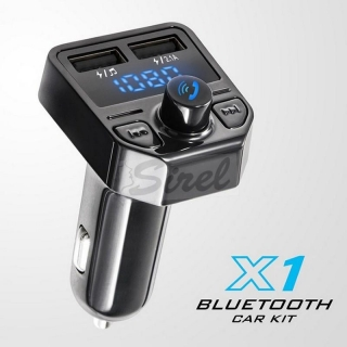 X1-Bluetooth FM Transmitter
