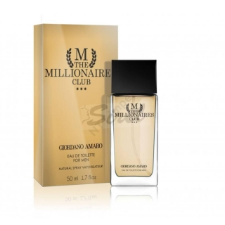 EDT 50ml Gordano Parfums alternatíva Paco Rabanne 1 Million
