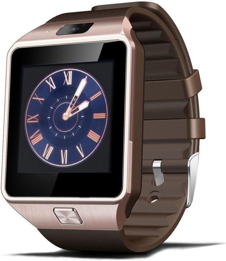 Erenbach Smartwatch DZ09 Čierna