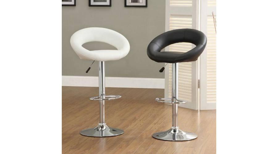 R8 Barové stoličky 2ks RG-362 Biela