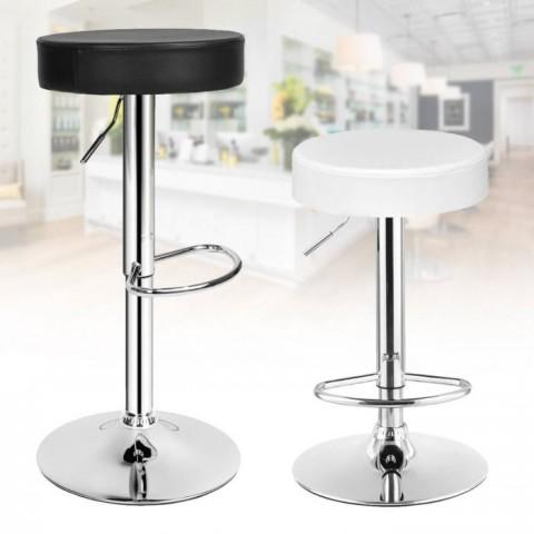 R8 Classic barové stoličky RG-940 Čierne
