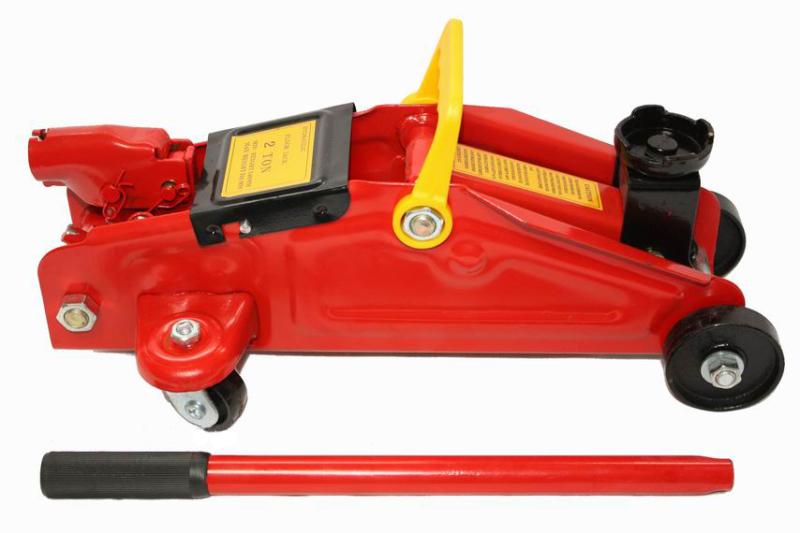 Hydraulický zdvihák 2T kolieskový Automax Auto123