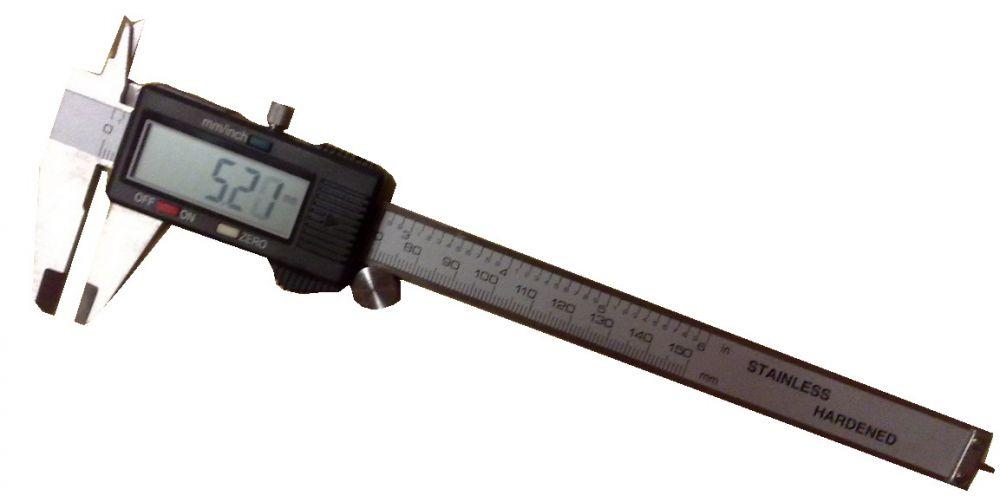 Strend Pro 222946 Meradlo digitálne posuvné