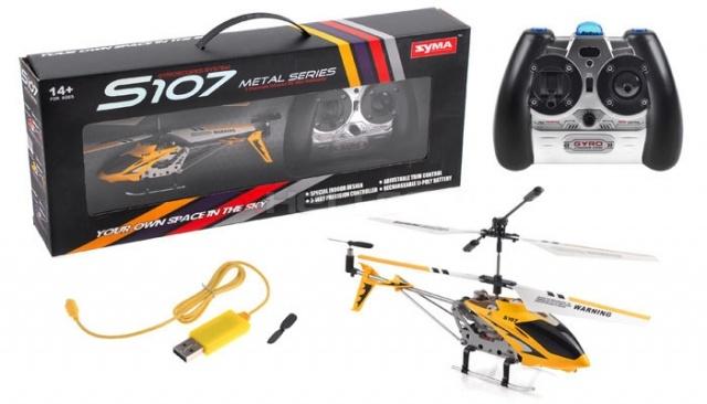 S-Idee RC Vrtuľník 2,4GHz