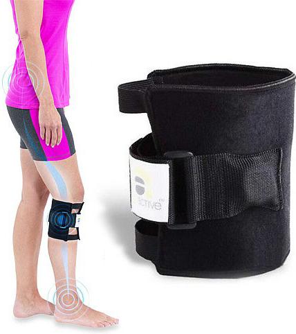 Be active NP-BA1000 Kolenná bandáž na koleno na zmiernenie bolesti chrbta