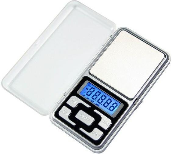 R8 Gamer MH-500 mini váha 500/0,1g, vrecková, prenosná