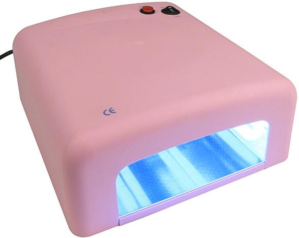 Allepaznokcie UV lampa na nechty GEL CURING 36W F2567R