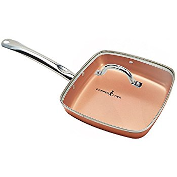 Copper Pan 02597