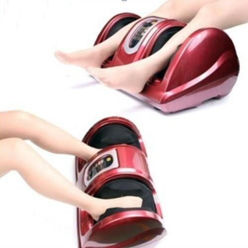 Silver Line Foot Massager červený