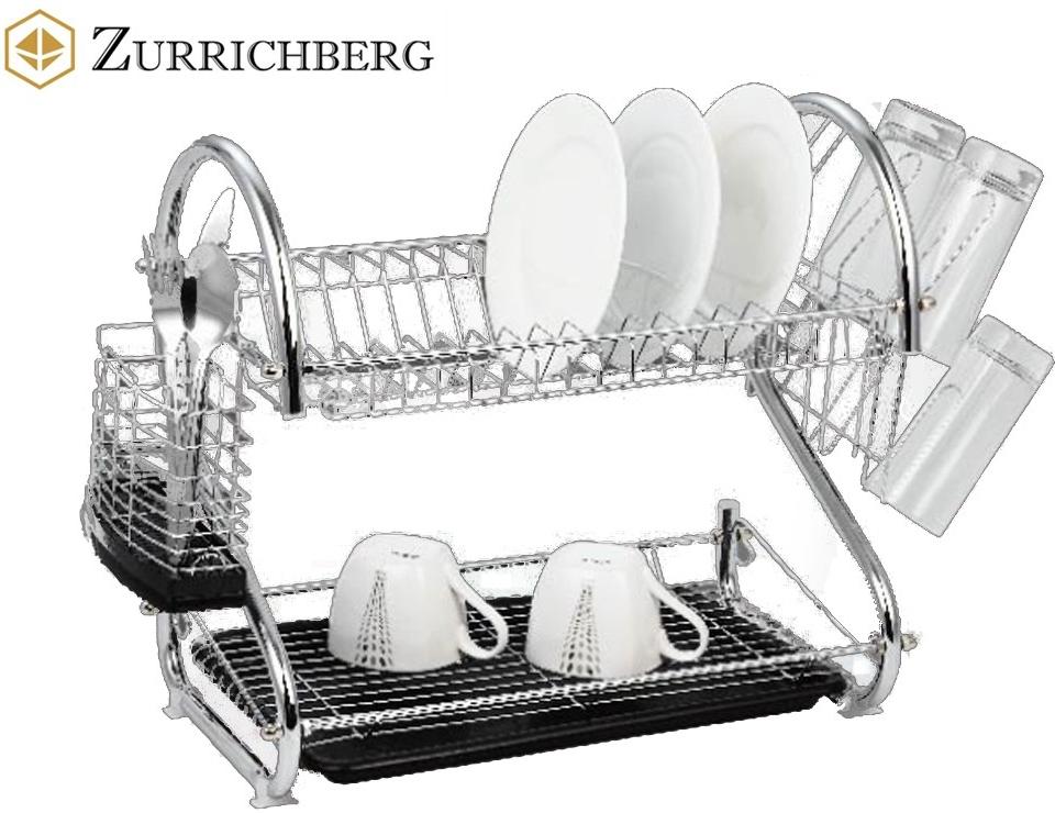 ZURRICHBERG ZBP-7109 Odkvapkávač na riad, dvojposchodový