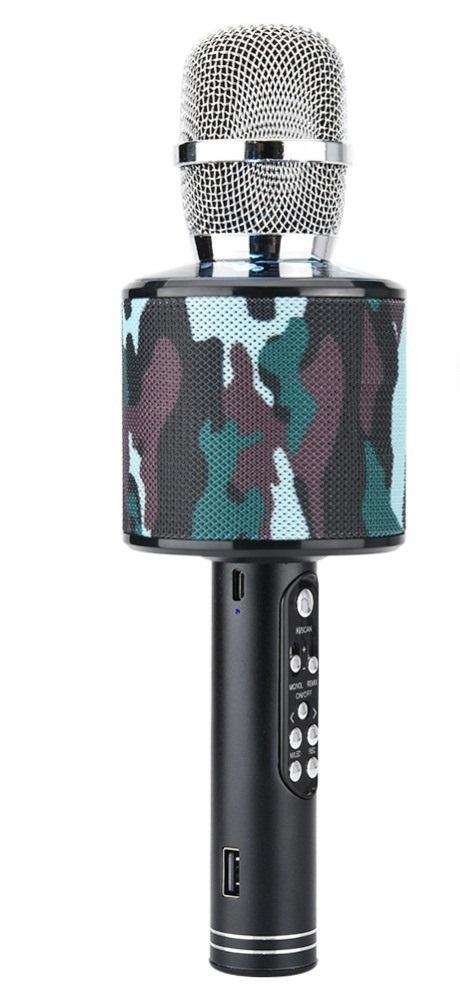 R8 Gamer K-319 Karaoke Camouflage
