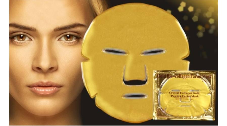 Gold Bio Collagen Gold Face Mask 5 ks