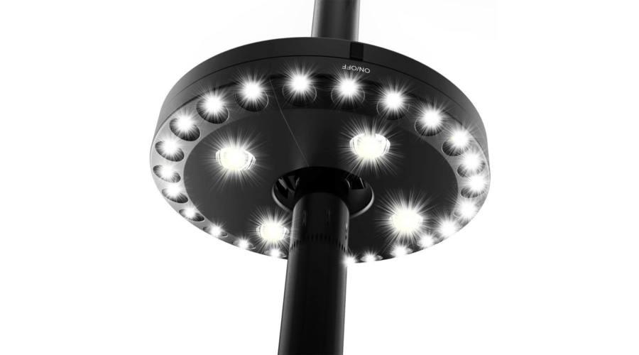 R8 GARDEN osvetlenie pre slnečník RG-467