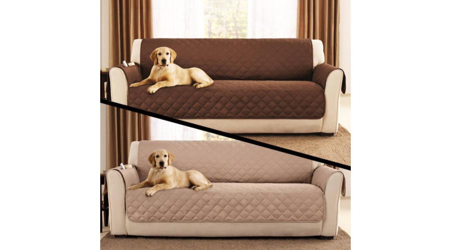 COUCH COAT- Obojstranná prikrývka na gauč