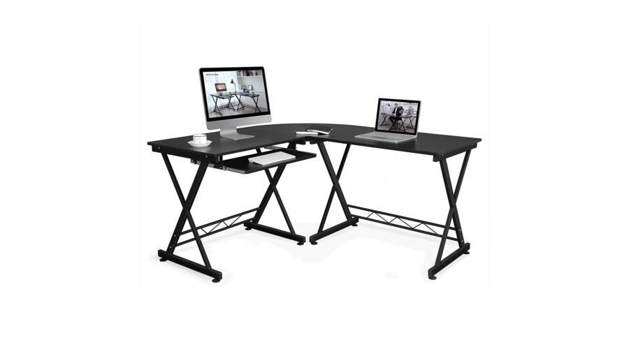 R8 BLACK Písací stôl  RG-878