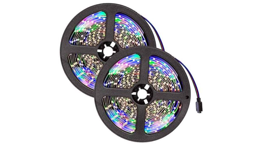 R8 LED pás RGB5050 RG-496