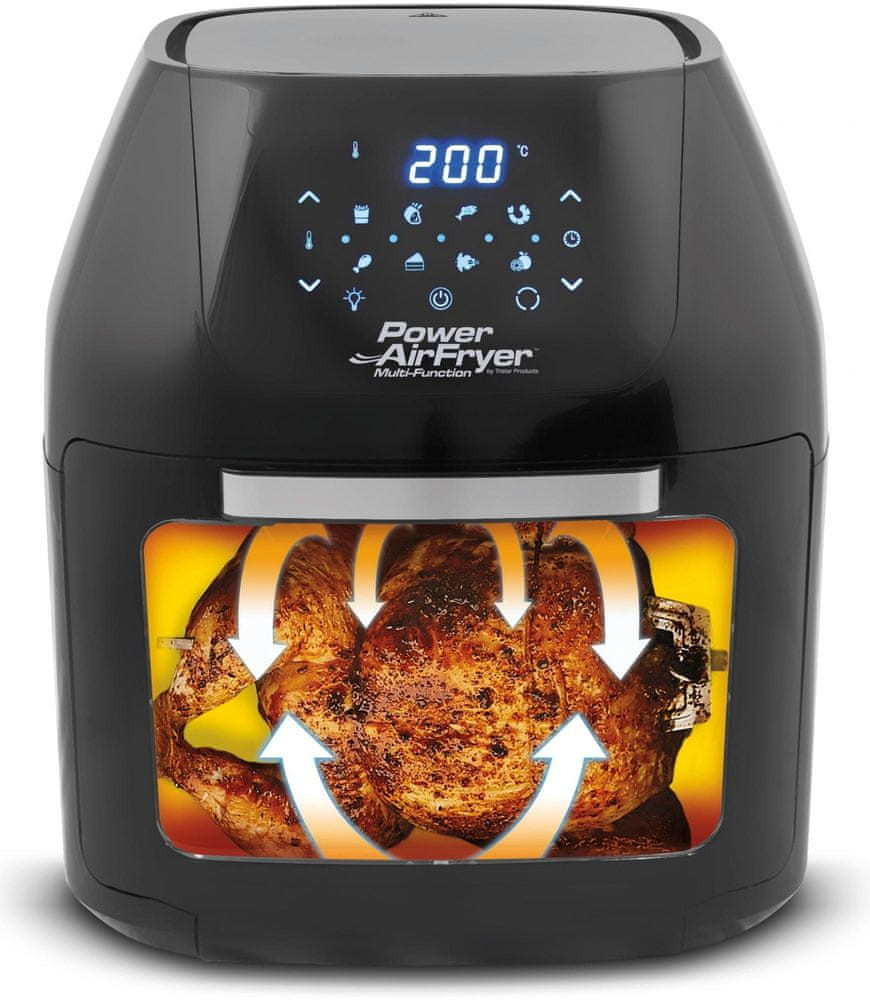 Mediashop Power AirFryer Deluxe