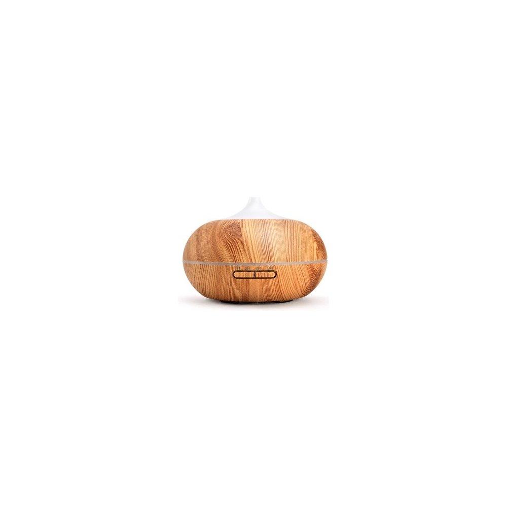 Nature7 aroma difuzér Sumó osvěžovač a zvlhčovač vzduchu světlé dřevo 300 ml