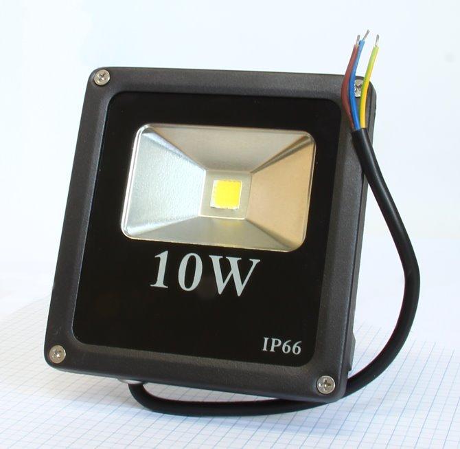 R8 LED reflektor 10W