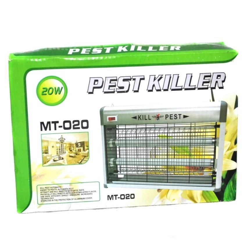 elektrický likvidátor hmyzu a komárov 20W