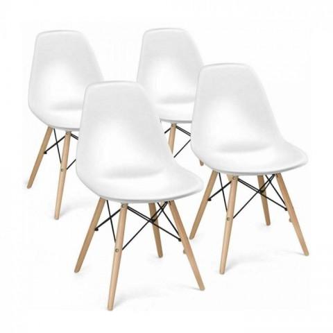 R8 jedálenská stolička 1KS