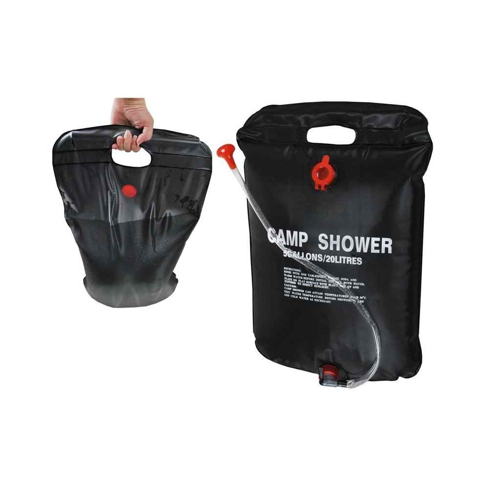 ISO 1168 Solar shower King Camp 20l