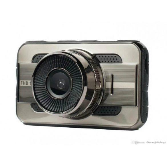 R8 CCC27 Bezpečnostná kamera do auta sivá
