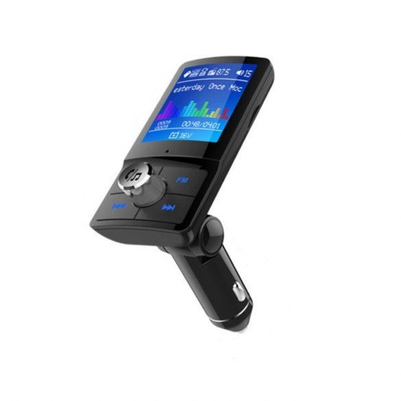 R8 CCC30 Bluetooth transmitter čierny
