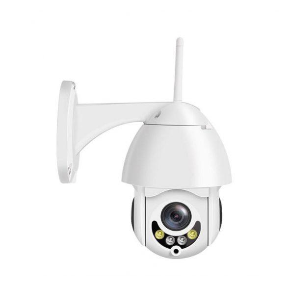 R8 CCC41 IP security kamera biela