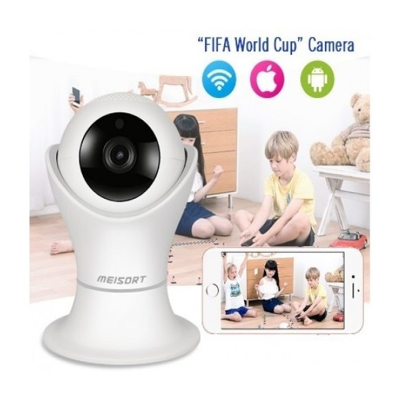 R8 GPT309 Bezpečnostná IP kamera Biela
