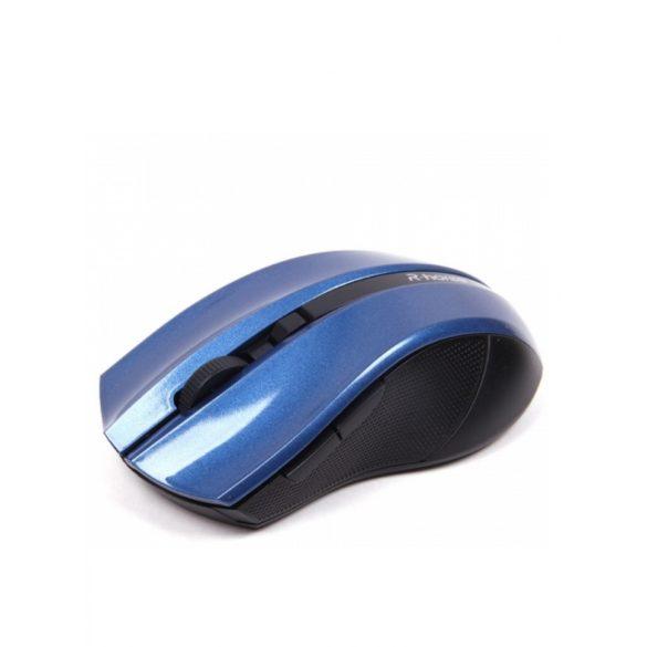 R-Horse Bezdrôtová kancelárska myš Modrá