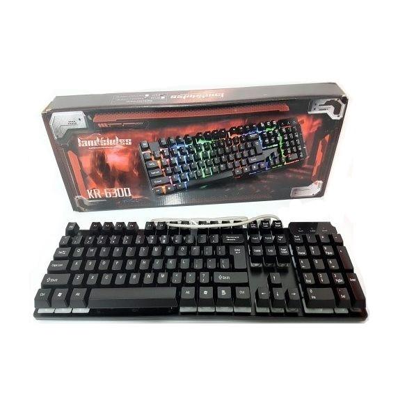 R8 KR6300 Herná klávesnica