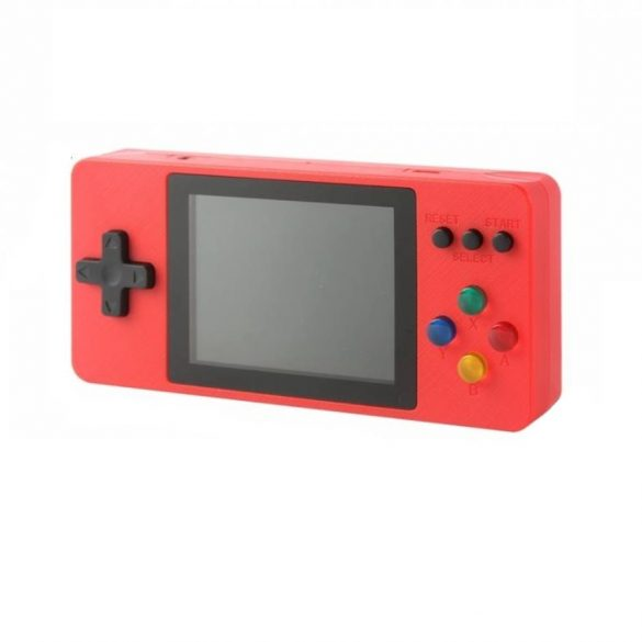 R8 CCC90 Retro herná konzola červená