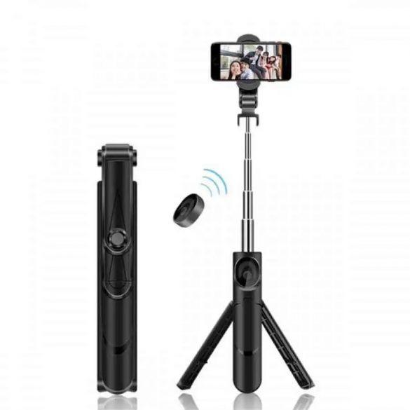 R8 Bluetooth selfie tyč so statívom
