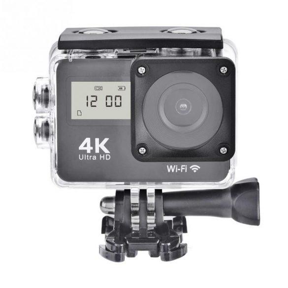 R8 H23 Športová kamera čierna