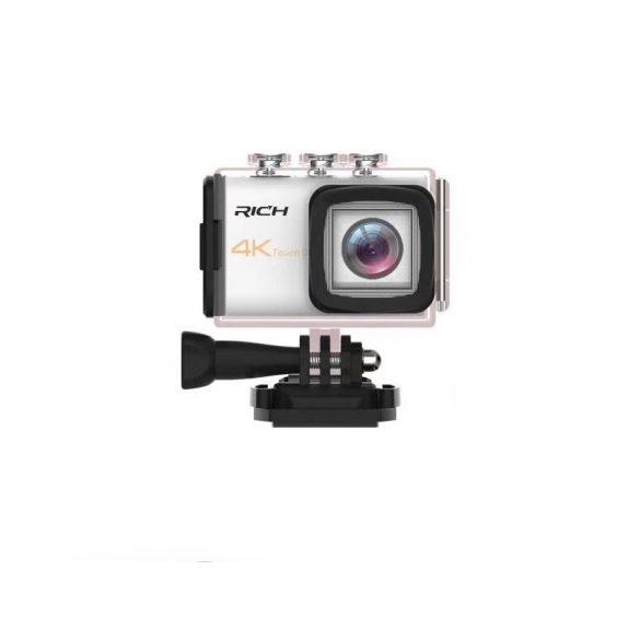 R8 N800 Športová kamera biela
