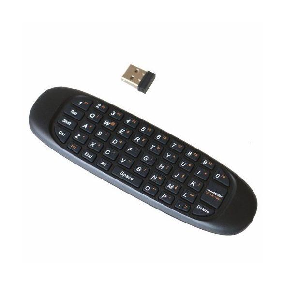 R8 Mini bezdrôtová klávesnica