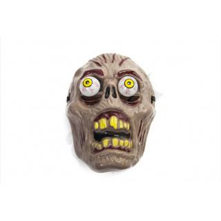 R8 Maska zombíka s trasúcimi očami