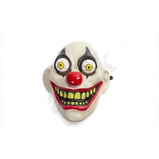 R8 Maska klauna s trasúcimi očami
