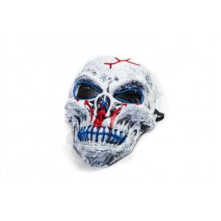 R8 Maska lebky podsvietená