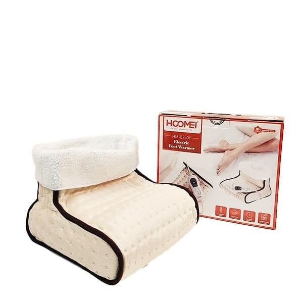 HOOMEI Výhrevná deka na nohy - HM-8750 žltá