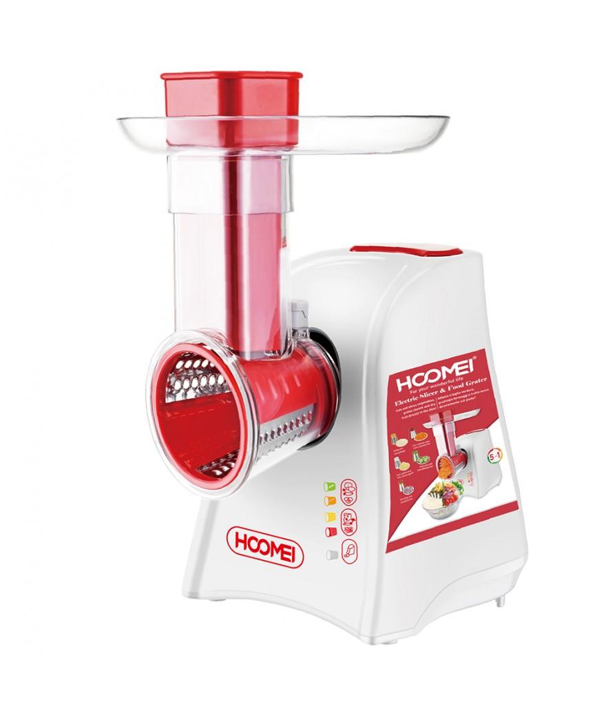 HOOMEI Kuchynský elektrický krájač na potraviny HM-6135