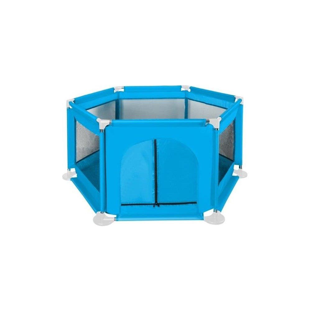 Malatec textilná ohrádka modrá 125 x 65 cm