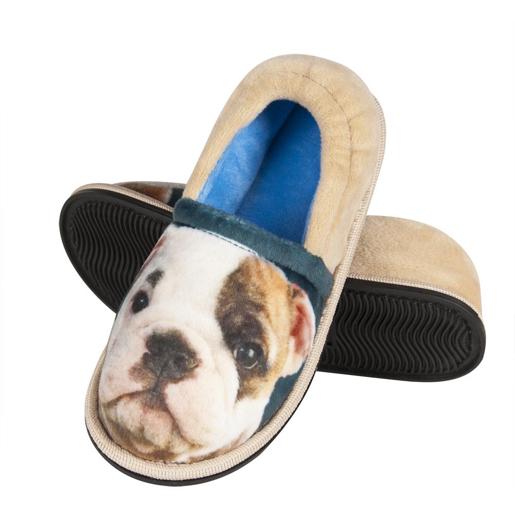 SOXO Detské papuče bulldog