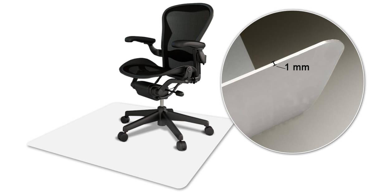 R8 Gamer podložka pod stoličku RG-520