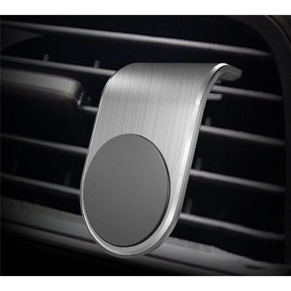R8 NO.1345 Magnetický držiak na telefón do auta čierny