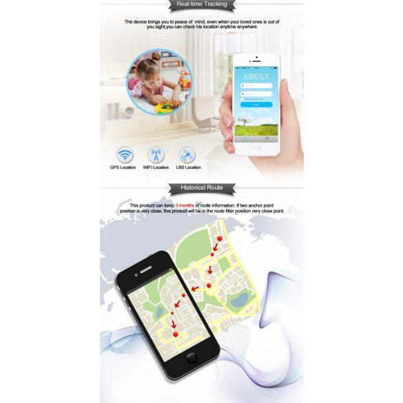 R8 GPS Tracker A9