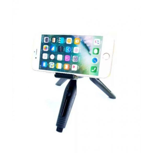 R8 Mini statív na telefón čierny
